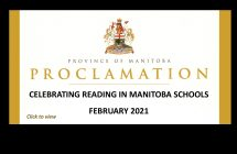 February 2021 I Love to Read month